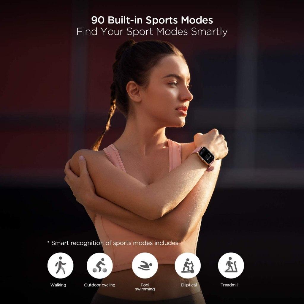 Amazfit GTS 2 & 2e | 90 Sport Modes