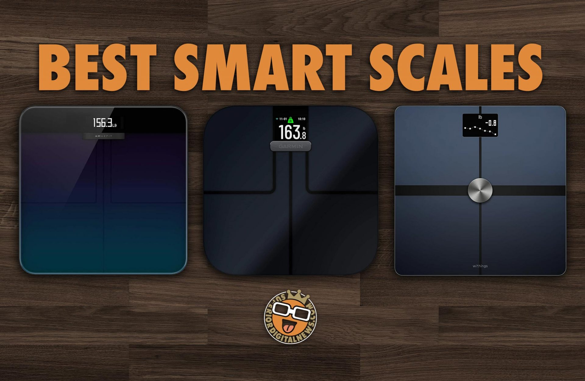 You are currently viewing Garmin Index S2 vs Withings vs Fitbit | Best Smart Scale 2021