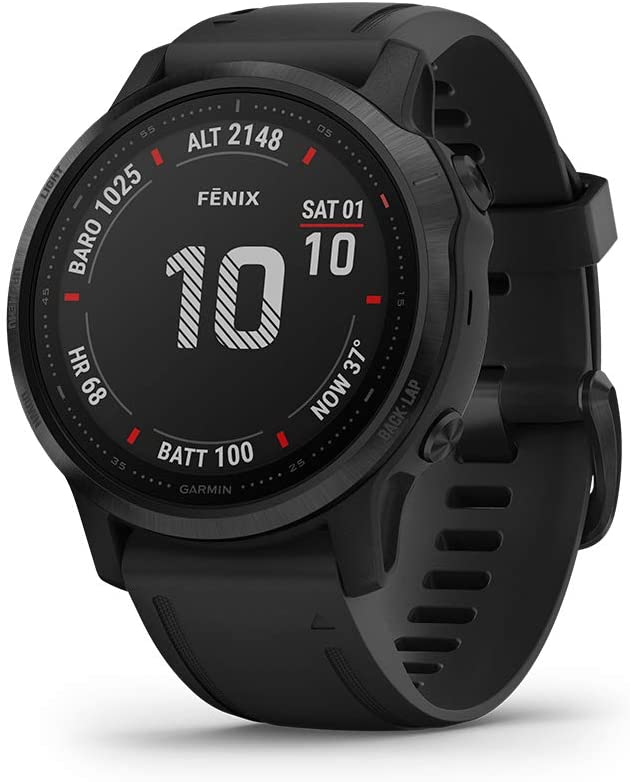 Garmin Fenix 6S Pro Black