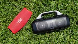 JBL Charge 5 VS Soundcore Motion Boom | Best Portable Bluetooth Speakers