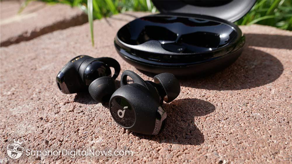 Anker Soundcore Life Dot 2 NC True Wireless Earbuds Design 2