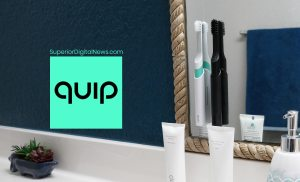 Quip Electric Toothbrush Oral Health System