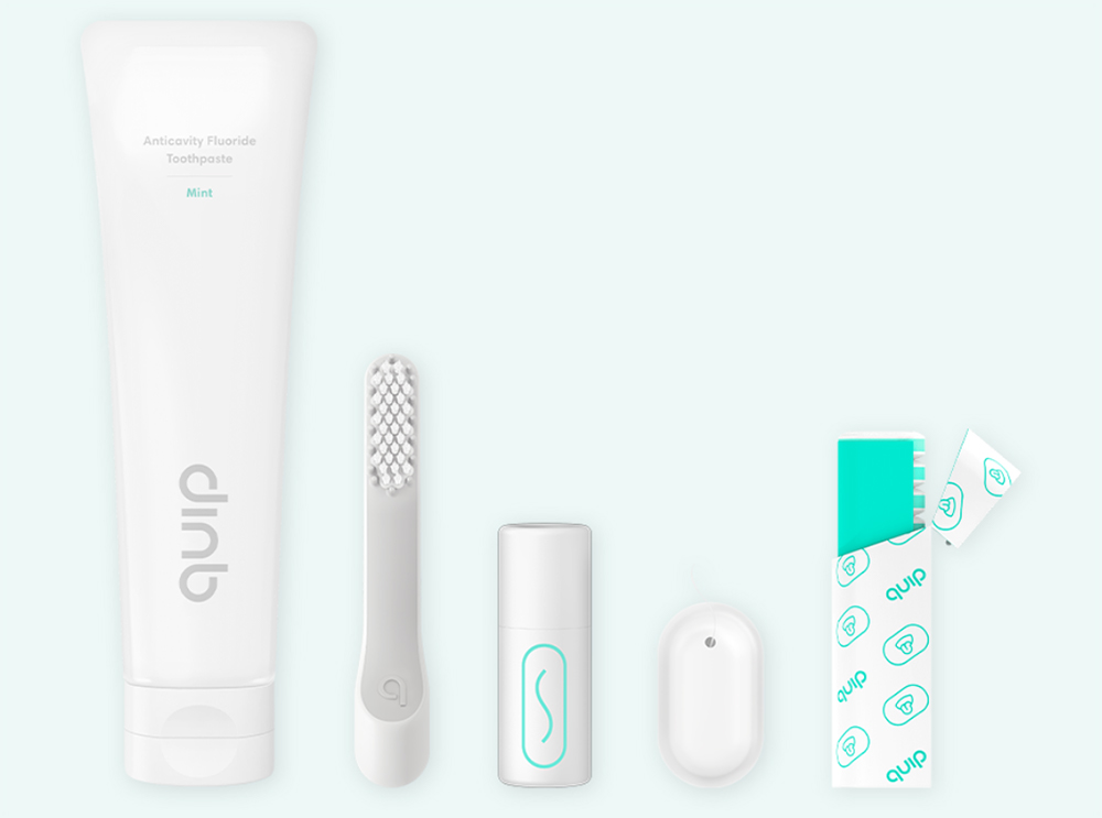 Quip Toothbrush - Refill Auto-Delivery