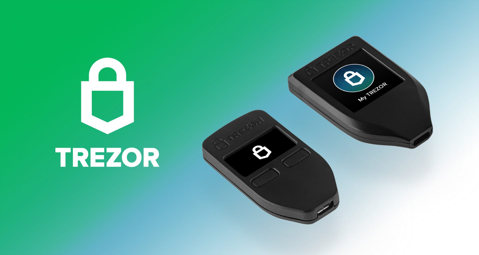You are currently viewing Best Cryptocurrency Hardware Wallets 2021   Trezor One and Model T