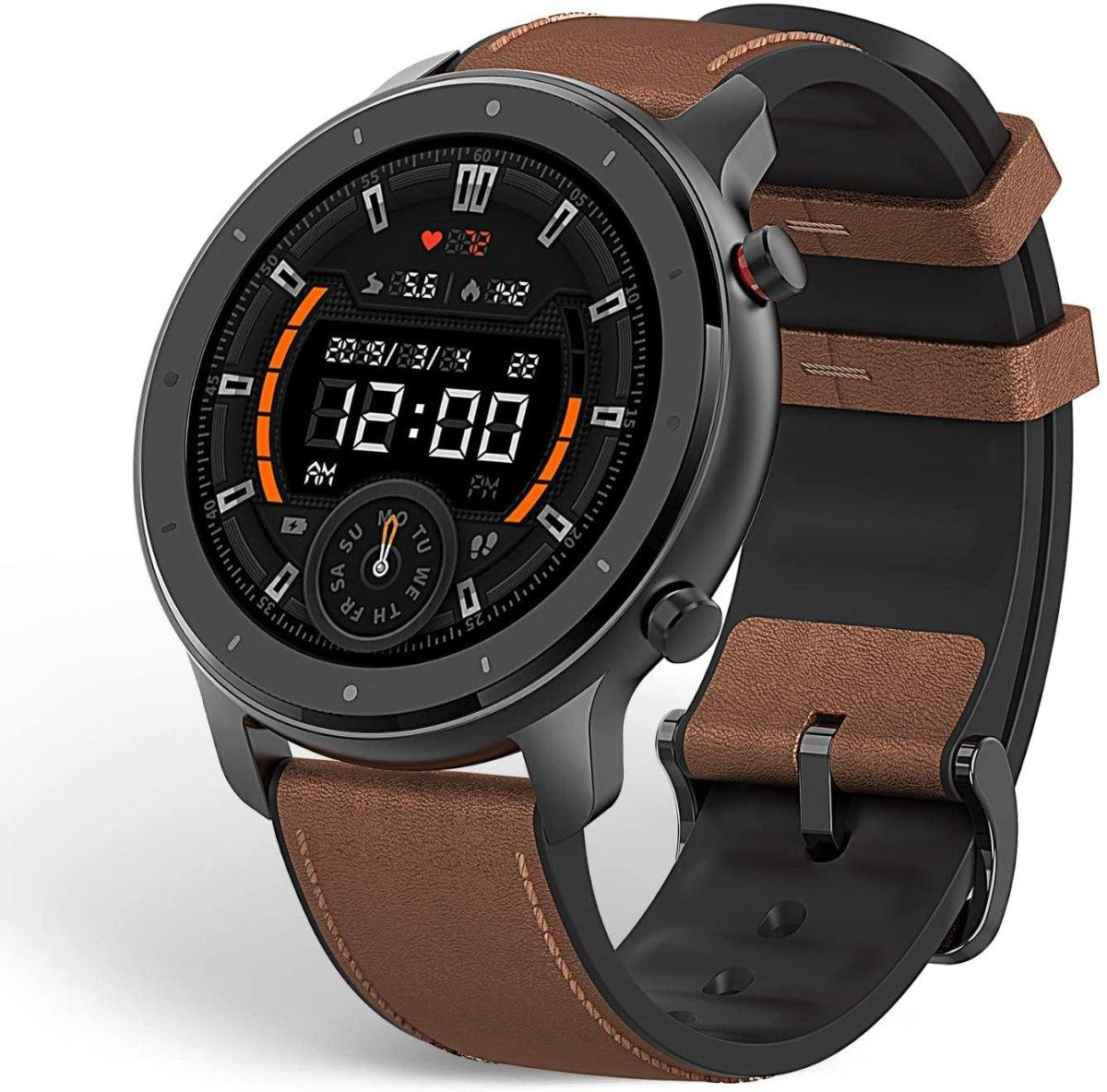 Amazfit GTR Smartwatch 47mm Aluminium Alloy
