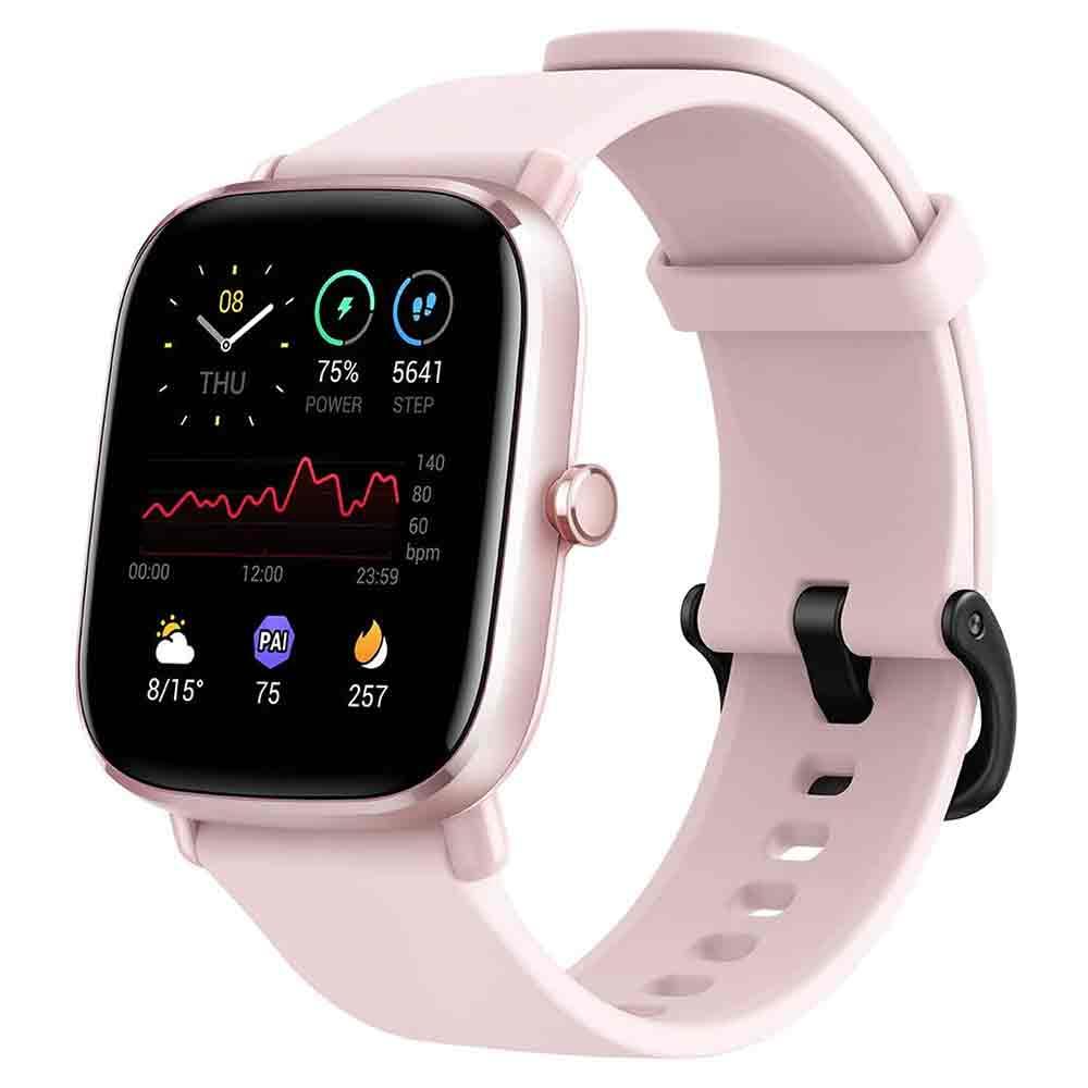 Best Budget Smartwatch Amazfit GTS Mini Pink