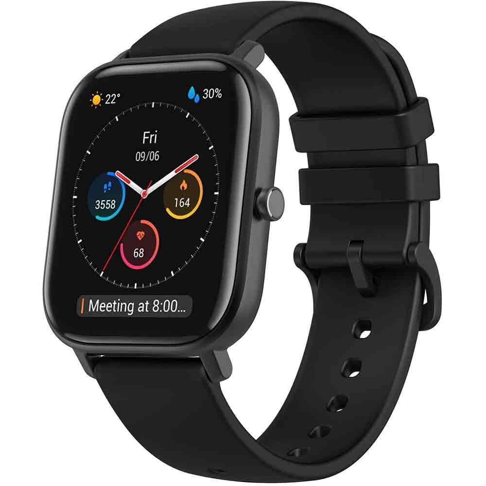 Best Budget Smartwatch Amazfit GTS Obsidian Black