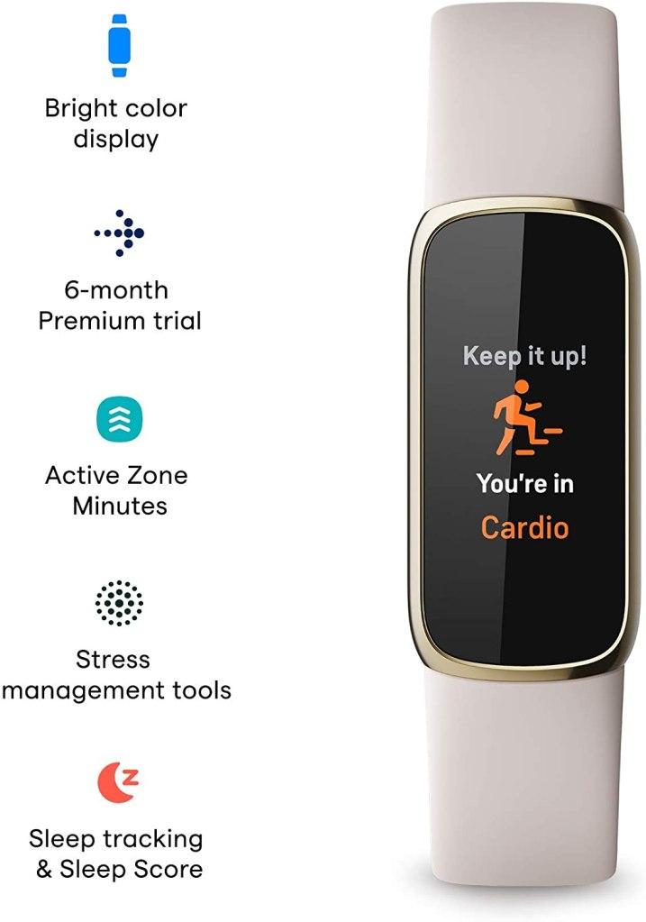 Fitbit Luxe Best Luxury Fitness Tracker