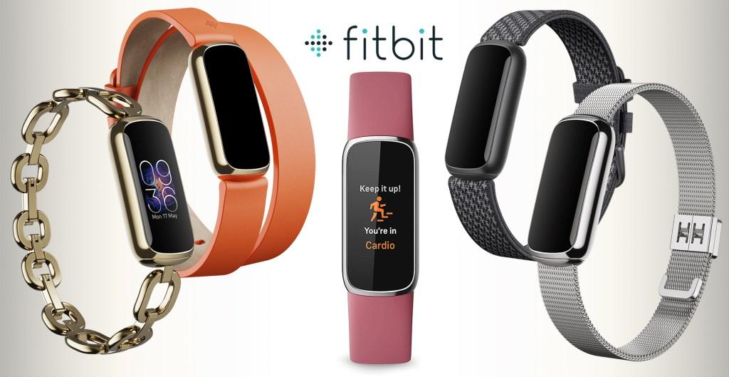 Fitbit Luxe Luxury Fitness Tracker