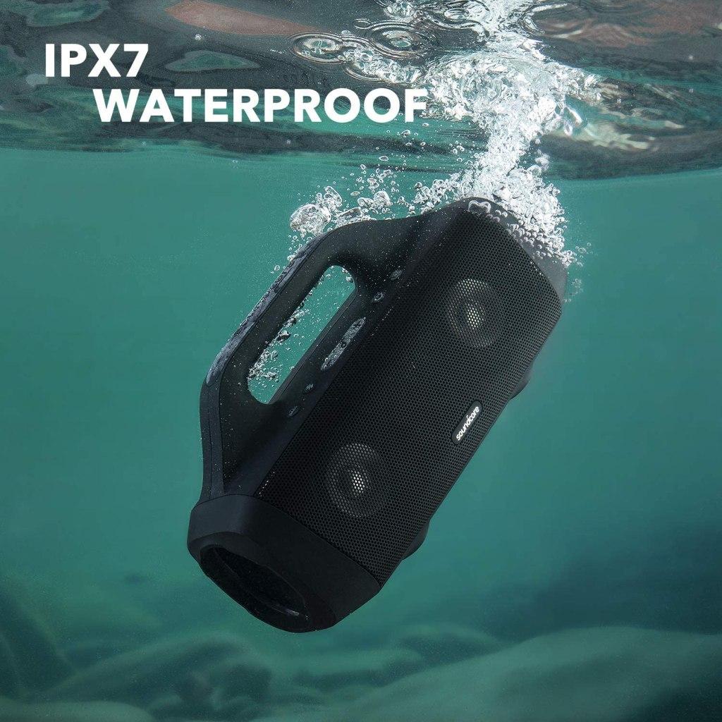 Anker Soundcore Motion Boom - Best Bluetooth Speaker Under $100