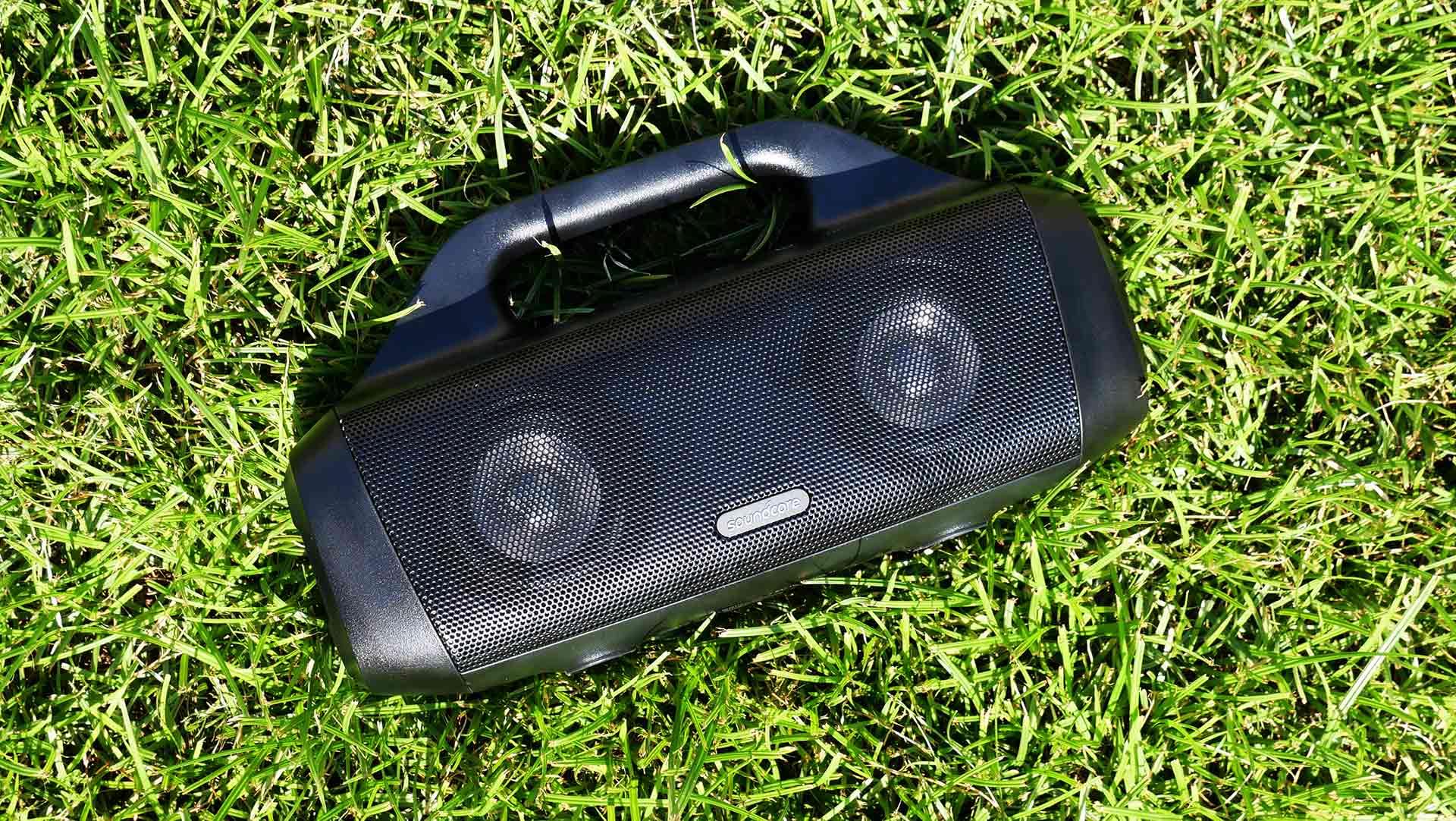 Best Bluetooth Speaker Under $100   Soundcore Motion Boom