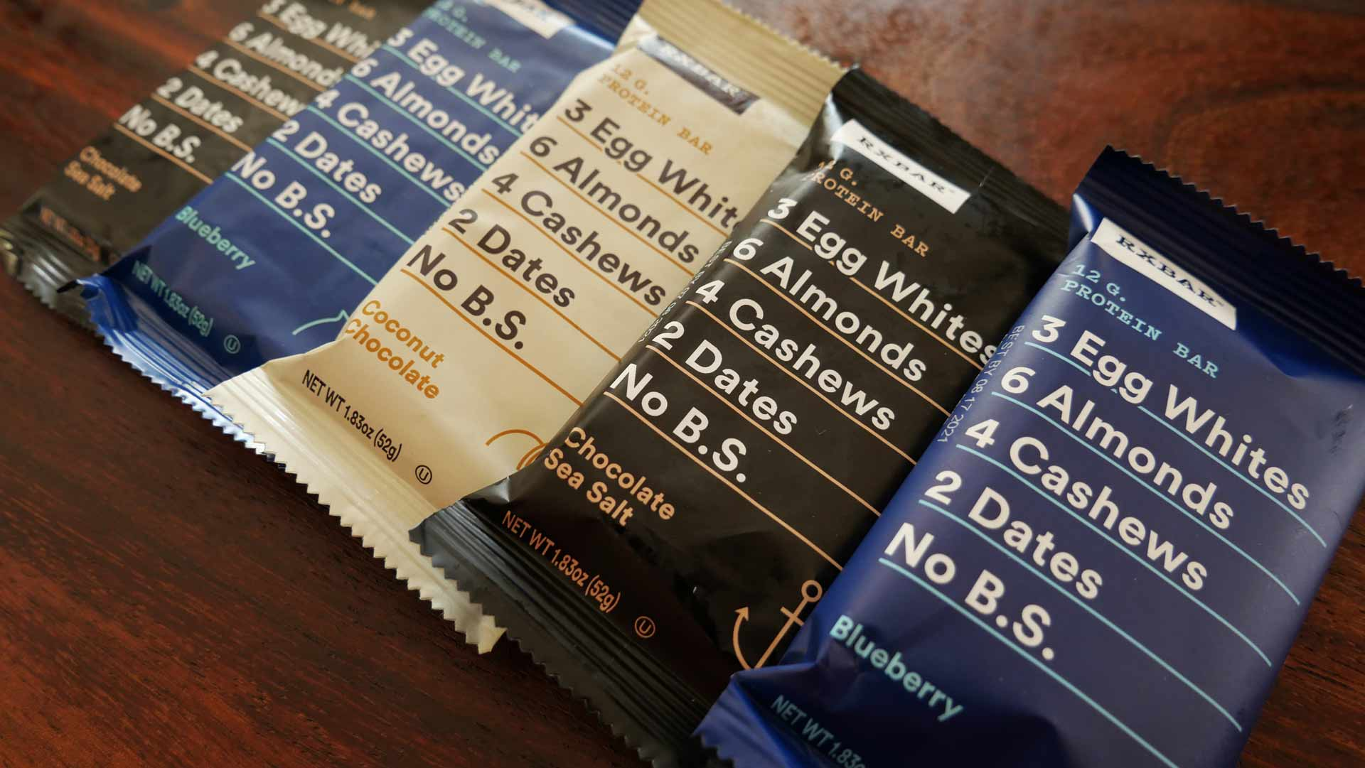 You are currently viewing Best Meal Replacement Bars   RxBar vs Kind vs Atkins vs Keto
