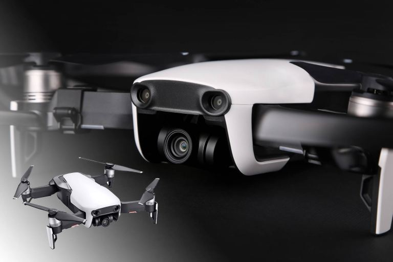 DJI Mavic Air All-In-One Camera Drone