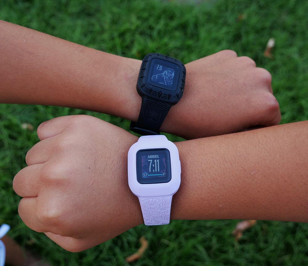 Garmin Viviofit Jr. 3 Best Fitness Trackers for Kids