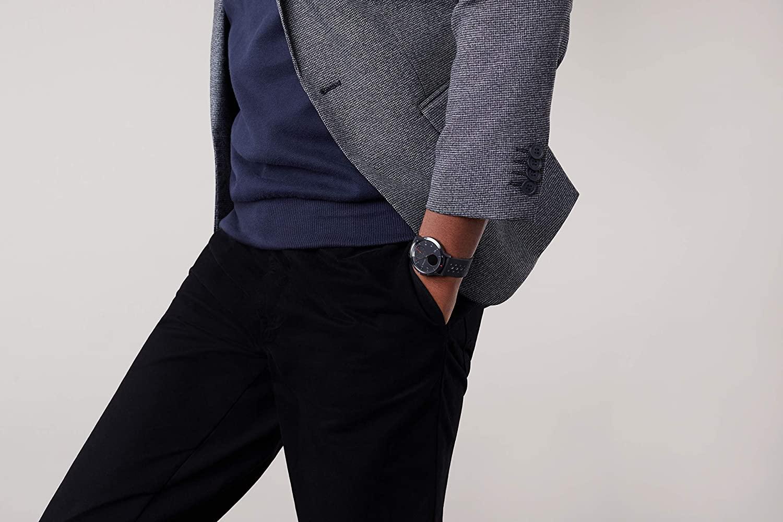 Withings Steel HR Sport Premium Hybrid Smartwatch