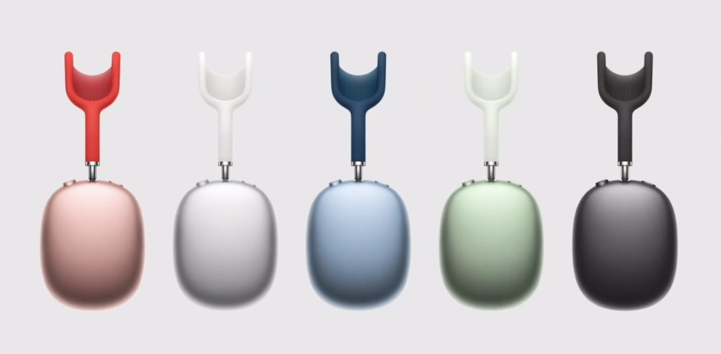 Apple AirPods Max Color Options