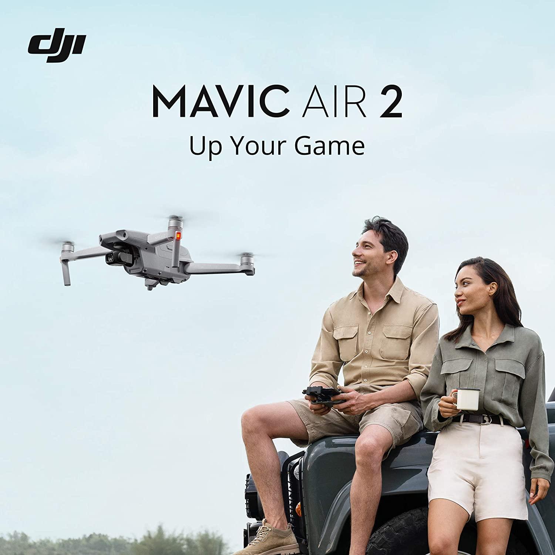 DJI Mavic Air 2 - Sport Mode