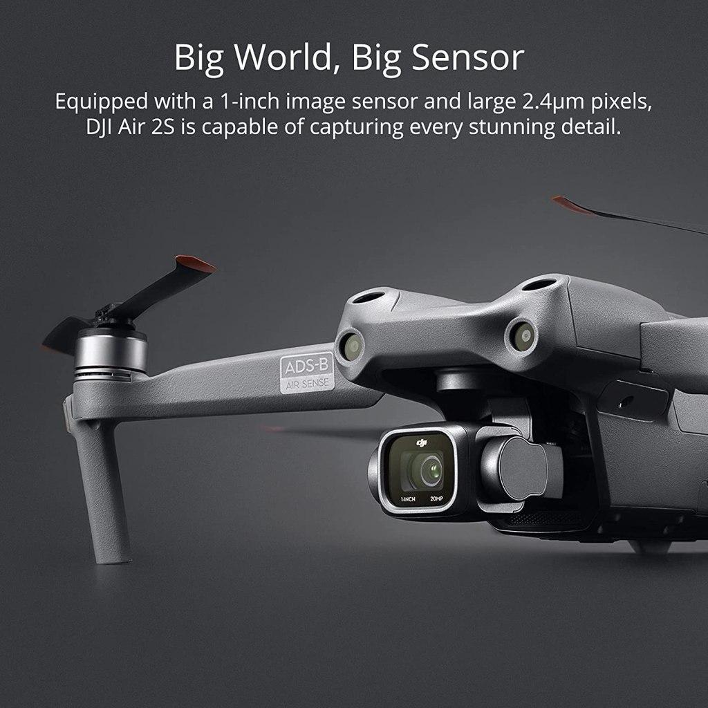 DJI Air 2S 1in CMOS Sensor