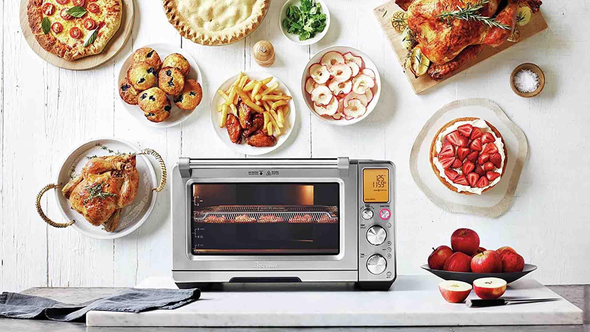 Breville Smart Oven Air Fryer Pro (BOV900BSS)