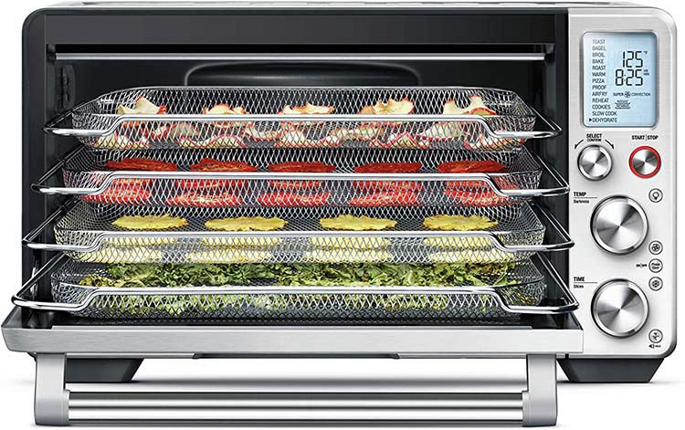 Breville Smart Oven Air Fryer Pro - Dehydrate Cooking Function
