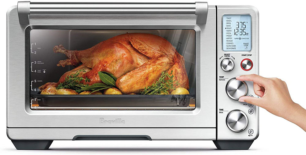 Breville Smart Oven Air Fryer Pro - Roast Cooking Function