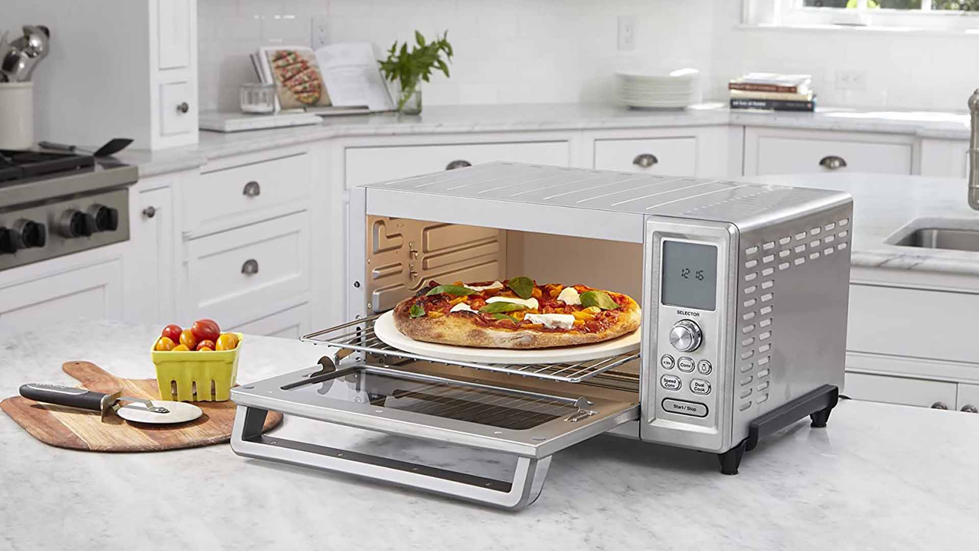 You are currently viewing Cuisinart Chef's Convection Toaster Oven Review