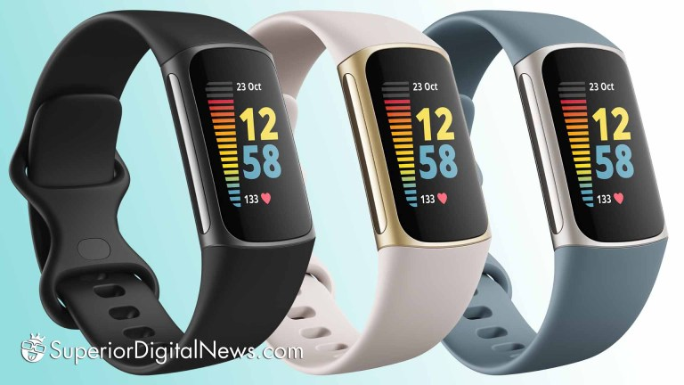 Read more about the article Fitbit Charge 5 Review   Premium Health and Fitness Tracking