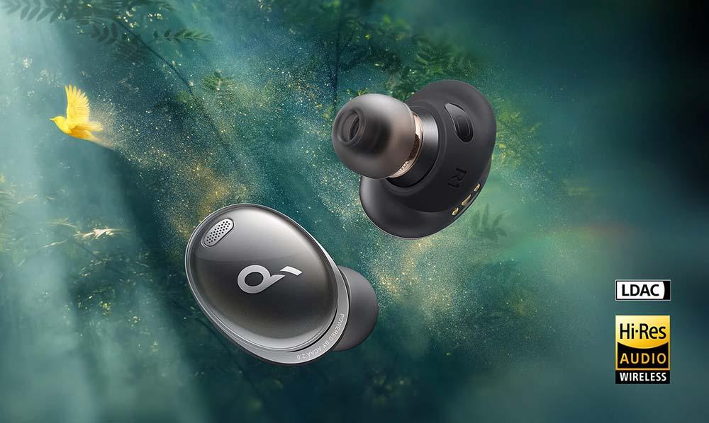 Anker Soundcore Liberty 3 Pro - LDAC Hi-Res Audio