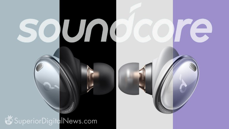 Anker Soundcore Liberty 3 Pro True Wireless Earbuds