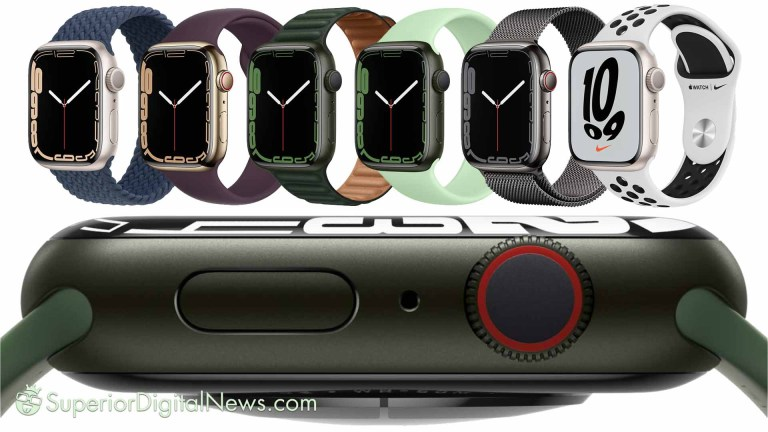Read more about the article Apple Watch Series 7 Review   Bigger Screen, Faster Charging
