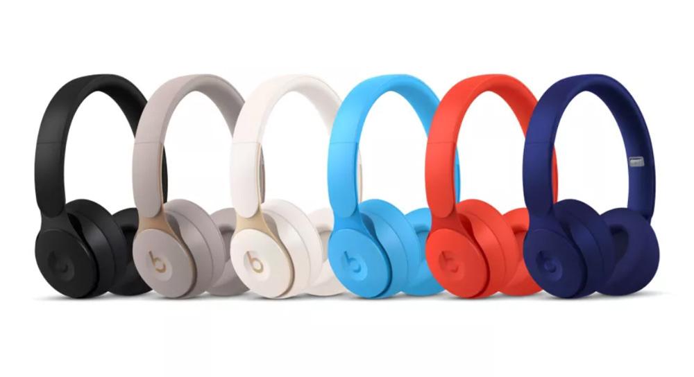 Beats Solo Pro Bluetooth Wireless Headphones Series