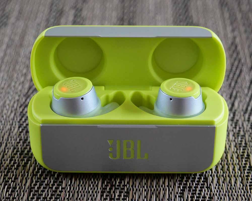 JBL Reflect Flow In Charging Case