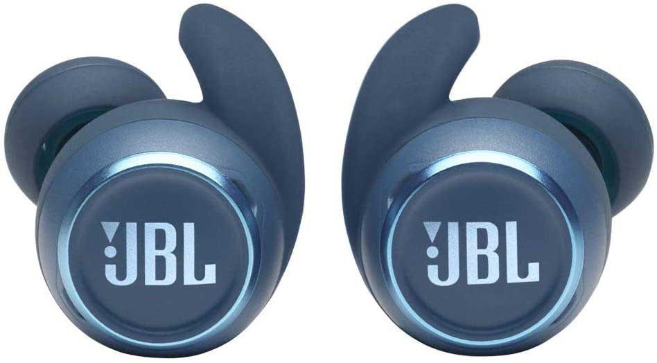 JBL Reflect Mini Controls - Blue
