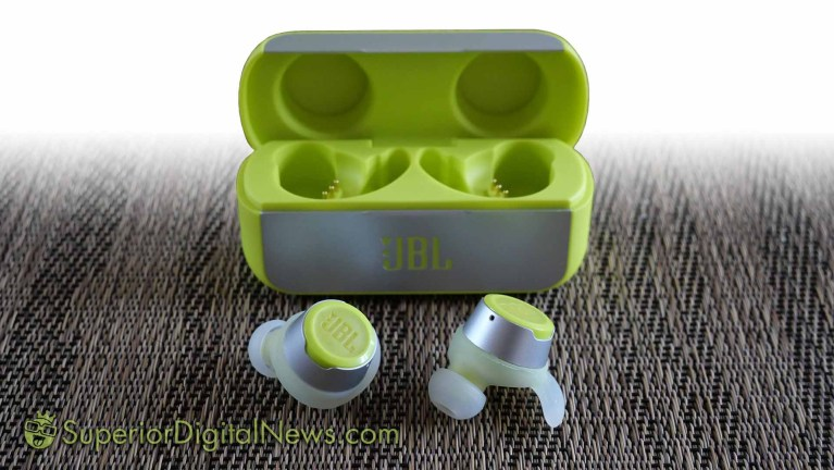 Read more about the article JBL Reflect Flow   EXTREMELY Comfortable Workout Earbuds