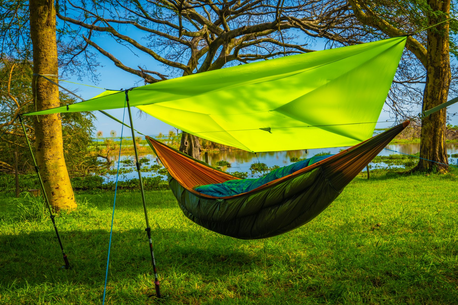Superior Hammock, Shelter and Comforter