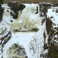 High Falls -USA