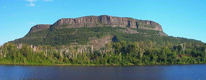 Image result for mount mckay, thunder bay