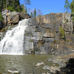 Arrow River Falls