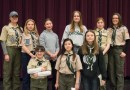 Scouts BSA Girl Troop 278