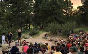 Camp Dietler at Peaceful Valley Scout Ranch