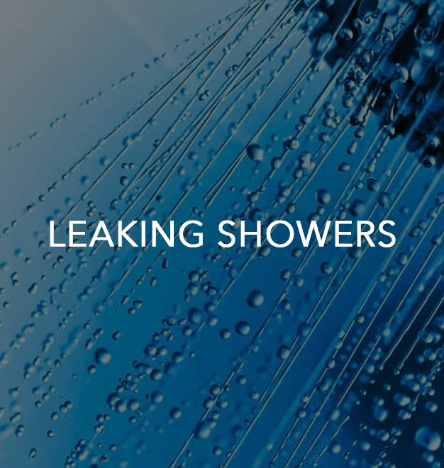 Leaking Shower Sealer