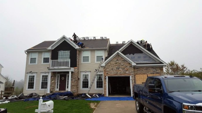 Roofing Contractor in Hanover PA - a roofing company specializing in insurance claims roof replacements
