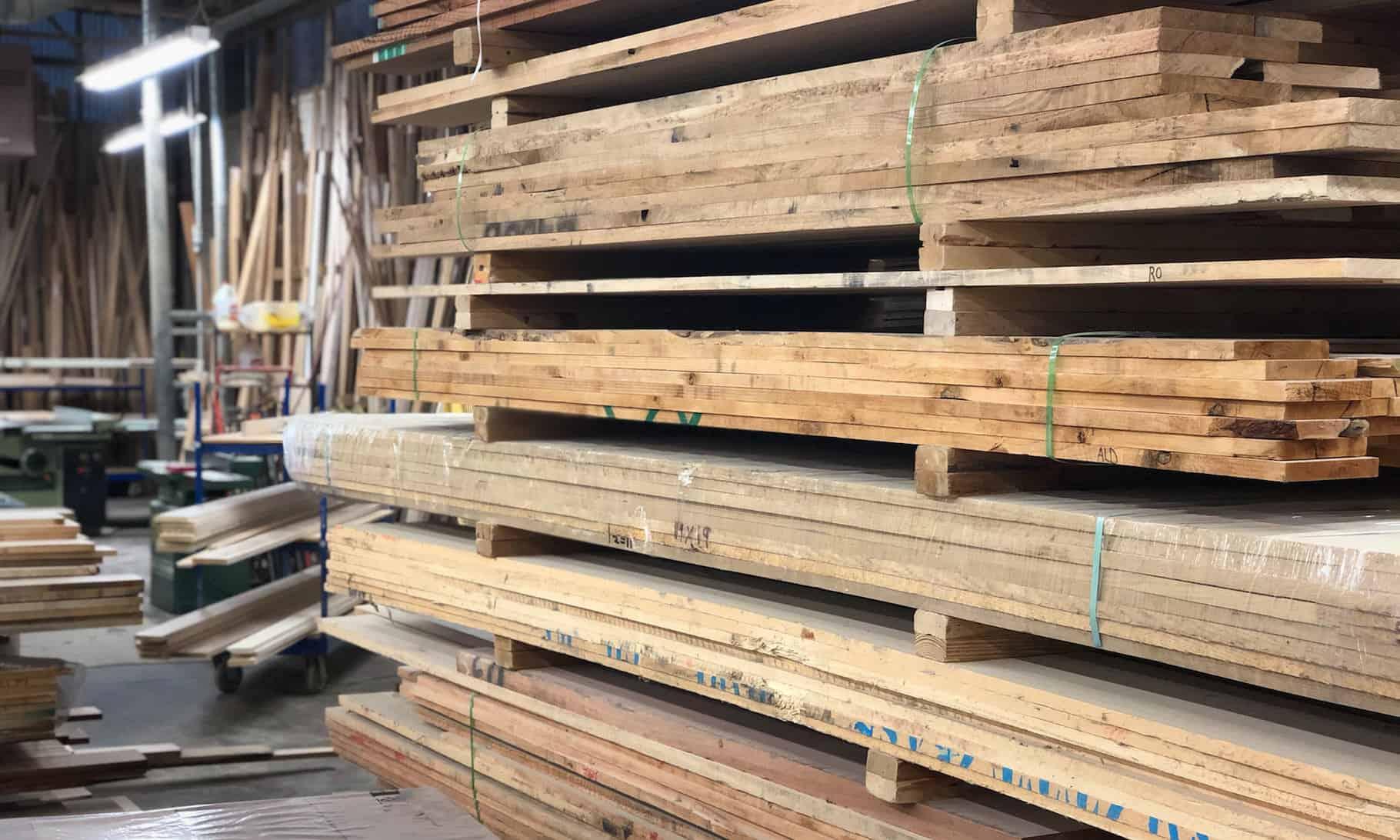 Superior Shop Drawings - Lumber