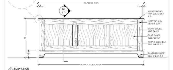 DIY Blanket Chest Woodworking Plans