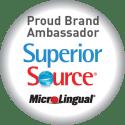 Superior Source Brand Ambassador