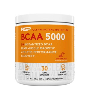 RSP BCAA 5000 (30 Serve) 225g