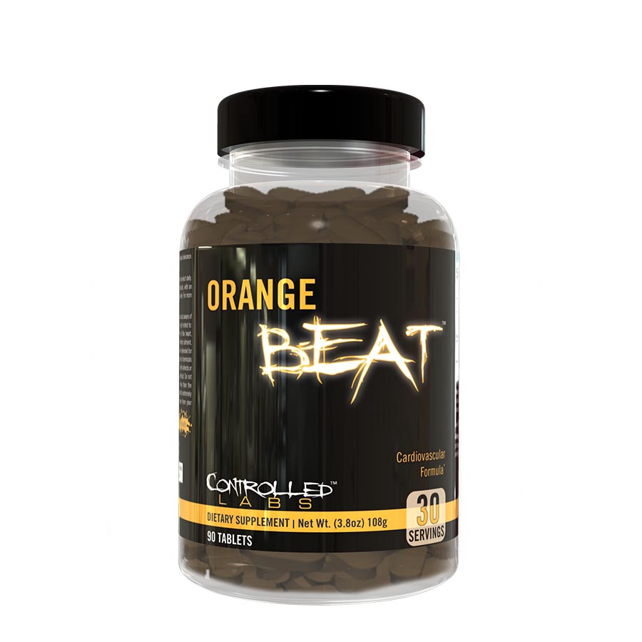 Controlled Labs Orange Beat (30 serve) 90 Tablets