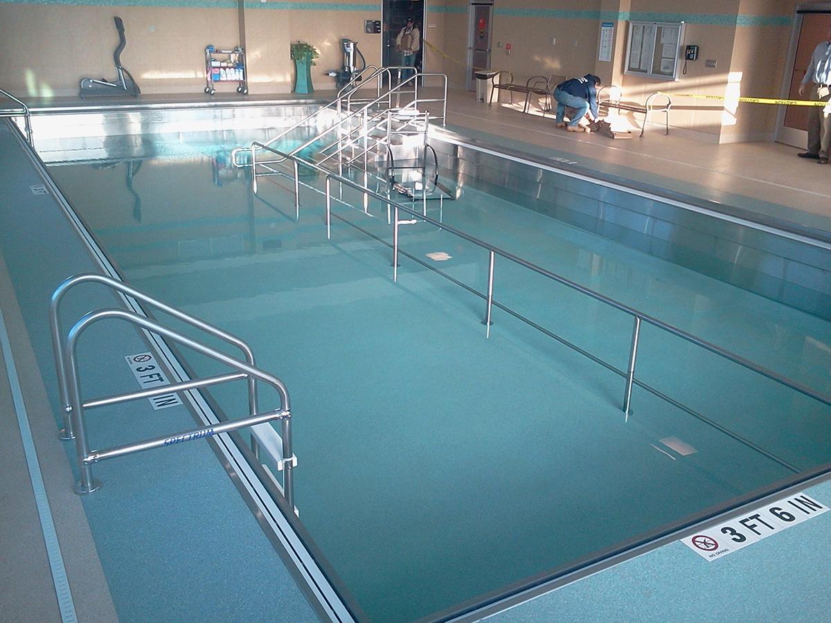 Stainless Steel Pools