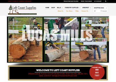 Left Coast Supplies LLC