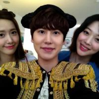 [NEWS] Kyuhyun, Sulli, Yoona are the Three Musketeers on SKTLTE CF
